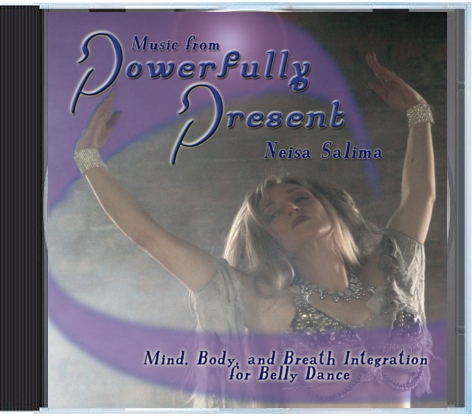 Powerfully Present CD