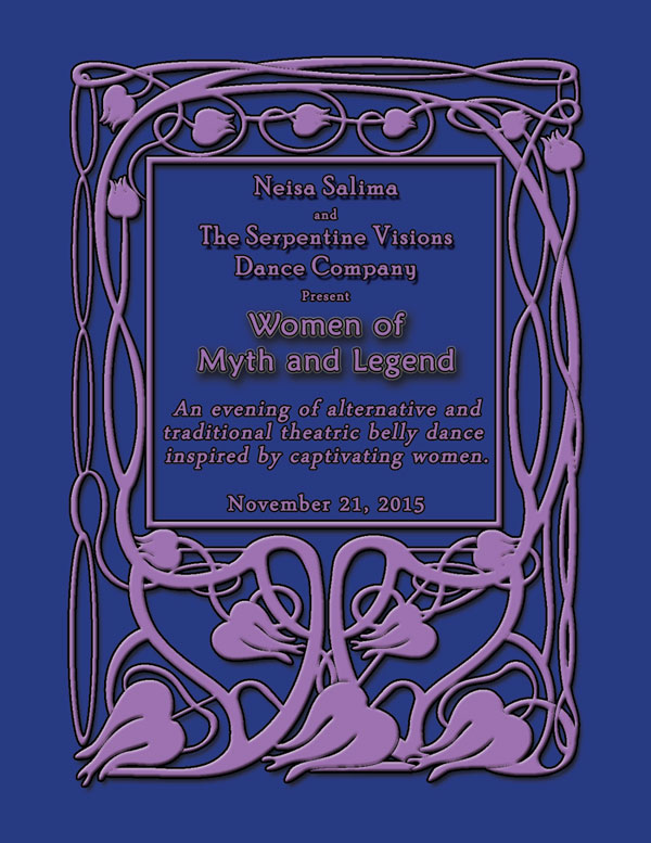 Women of Myth and Legend