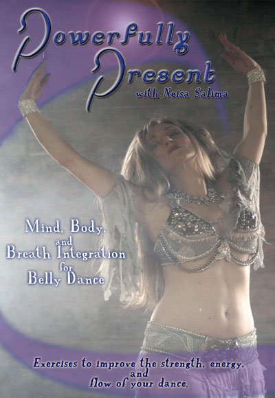 Powerfully Present DVD Cover